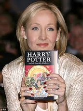 J.K Rowling Fights in her early author years and her late years