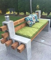 Buddy Bench #2- Cozy Place
