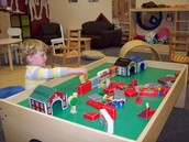 Building a Block Town
