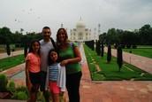 טיול עם המשפחה להודו