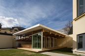 IE's Paper Pavilion