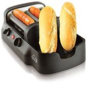 Hot Dog Toaster - A Helpful Kitchen Tool You Must Not Miss