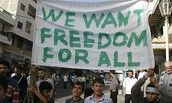 Syrian's Want Freedom