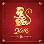 Chinese New Year - February 8th
