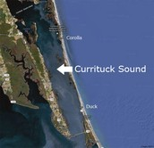 Currituck Sound Location