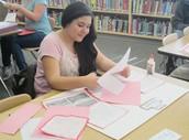 Mt. Ogden 7th Graders Research Utah's Native Americans
