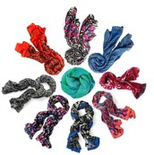 Scarves Oh My!