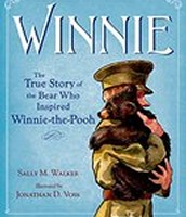 Winnie - The True Story of the Bear Who Inspired Winnie-the-Pooh