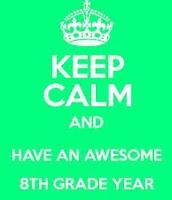 8th Grade Tutorials