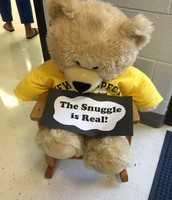 The Snuggle is Real is Mrs. Burns' Class
