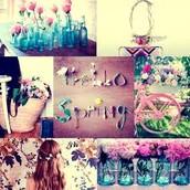 Inspiration in Spring