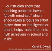 Studies show...