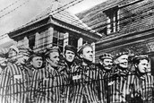 Prisoners at camps