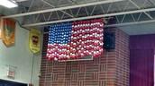 Our Nicholas American Flag