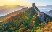 Who built the Great Wall of China and when was it built?