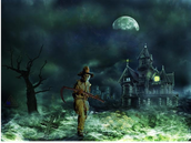 Graveyard Mansion is for sale enjoy your hauntings!
