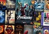 All the top 5 movies information