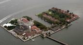8. Ellis Island
