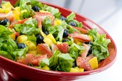 Customizable salads