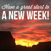 Make this a great week!