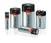 Regular Alkaline Batteries