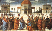 Renaissance Perspective Picture