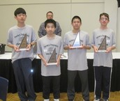 MathCounts Competes Against High Schoolers; Prepares For Nationals