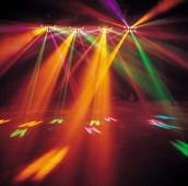 Laser Disco Ball!