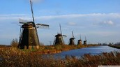 1870 The Spread of the Windmills