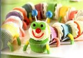 Sweepstake Cupcakes