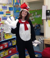 The Cat in the Hat came to visit!