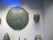 Greek shield