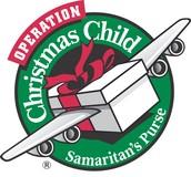 Operation Christmas Child - Nov. 16-20