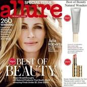 Allure Best of Beauty Award