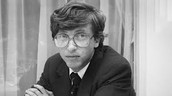Bill Gates as a young adult