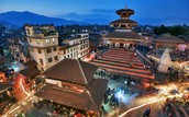 General info about Nepal