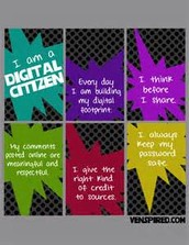 Top 7 rules of digital citizenship