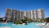 Come stay at the beautifu Resort International!