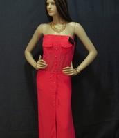 Vestido Dama Chalis Guipiure
