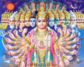 How many Hindu Gods are there? Name(s)?