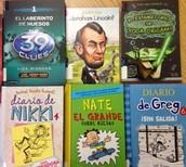 New Books in Spanish!