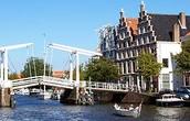 Mooiste brug van Haarlem