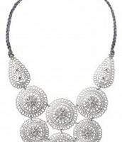 Medina Bib Necklace $35