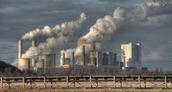 Oxygen Depletion Pollution