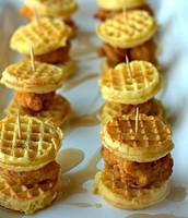 WaffleNugget Special