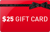 For a purchase over $150, you get a free $25 gift card.