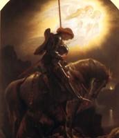 Sir Galahad and The Holy Grail