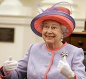 Elisabeth ii is the leader