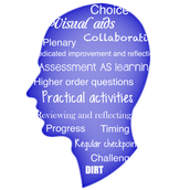 6 Steps to active learning - Meeting the new criteria and delivering progress in learning.  Steps 4-6 in this edition.