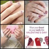 Valentine Wraps!
